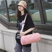 健身包 健身包女運動包男韓版干濕分離訓練包大容量手提小號休閒旅行包 小天後