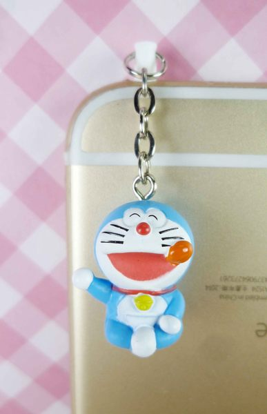 【震撼精品百貨】Doraemon_哆啦A夢~DORAEMON防塵塞-舔舌頭