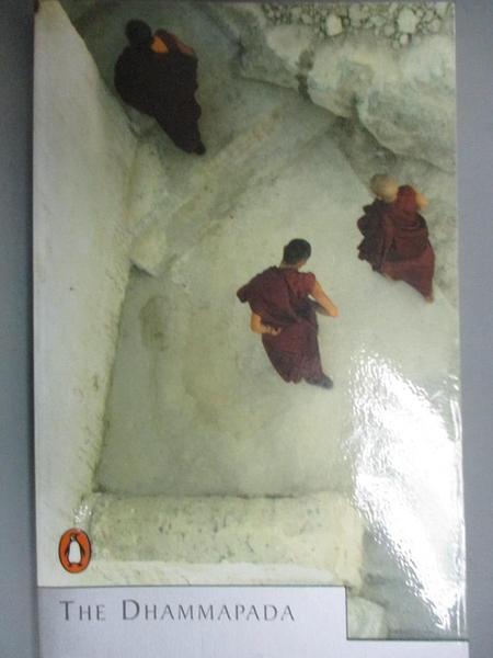 【書寶二手書T7/宗教_GLB】The Dhammapada / translated with a general i