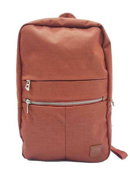 PROMAX SHARP系列- (出清價65折) 15吋電腦背包(雙層)-磚紅色