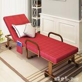 折疊床單人辦公午休床雙人陪護加固金屬床雙人午睡沙發床潔思米 YXS