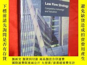 二手書博民逛書店Law罕見Firm Strategy: Competitive