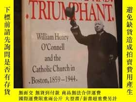 二手書博民逛書店MILITANT罕見& TRIUMPHANT:William H
