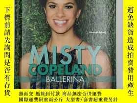 二手書博民逛書店Misty罕見Copeland: Ballerina (Juni