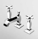 【麗室衛浴】義大利 原裝 ZUCCHETTI龍頭 3件式 樣品出清