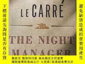 二手書博民逛書店john罕見le carre the night manager