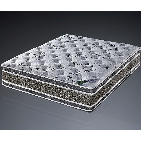 床墊 KK-888-18-1 瑪尼3.5尺X6.2尺床墊 【大眾家居舘】