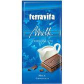 波蘭Terravita牛奶巧克力100g【愛買】