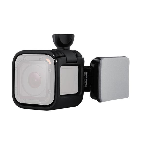 黑熊館 Gopro HERO Session ARSDM-001 低架頭盔旋轉固定座 極限運動 攝影機