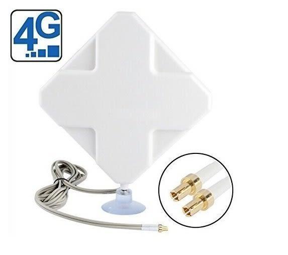 [哈GAME族]免運費 可刷卡 HUAWEI W435 4G LTE SMA 外接天線 戶外分享器 35DBI 天線