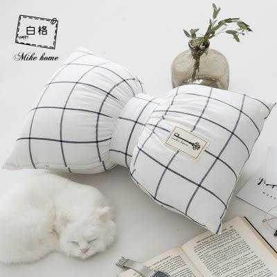 時尚可愛簡約實用抱枕115  蝴蝶結造型靠墊 沙發裝飾靠枕 (30*45cm含芯)