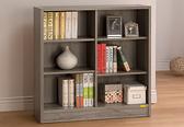 兩色可選書櫃 / 六格寬書櫃 ( 淺木色 )   / 展示櫃 / 書房  & DIY組合傢俱