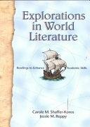 二手書博民逛書店《Explorations in World Literature: Readings to Enhance Academic Skills》 R2Y ISBN:052165744X