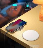 iphonex無線充電器蘋手機小米mix2s快充8P無限無線充Xr通用三星魔法陣華為 RSYXS『小宅妮時尚』