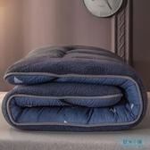 床墊 床墊冬天加厚保暖軟墊學生宿舍單人1.5m床褥子雙人海綿墊被榻榻米