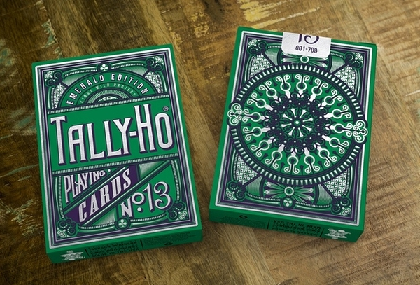 Emerald tally ho LTD deck