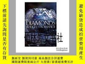 二手書博民逛書店【罕見】2010年出版 Diamonds, Rough To R