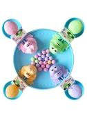 瘋狂貪吃青蛙吃豆機玩具親子互動吃豆豆球游戲兒童益智