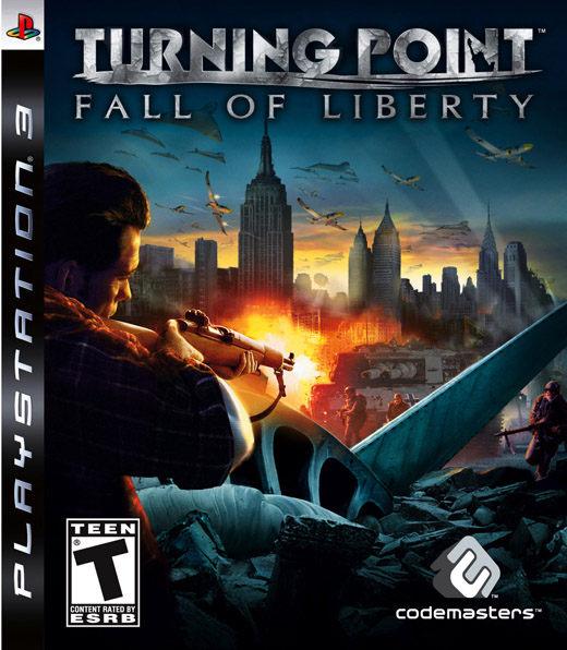 PS3 戰場轉捩點:自由的淪喪(美版代購)