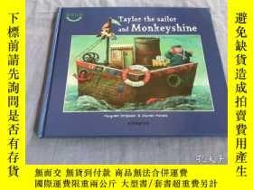 二手書博民逛書店taylor罕見the sailor and monkey sh