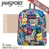 JANSPORT後背包包大容量JS-43501-09N卡帶年代