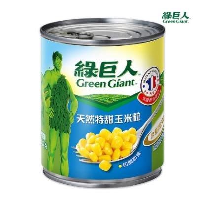 綠巨人天然特甜玉米粒198g/罐【合迷雅好物超級商城】
