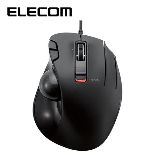 ELECOM 有線拇指軌跡球滑鼠 進化版