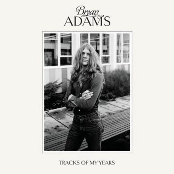 布萊恩亞當斯 歲月之歌 CD (音樂影片購)