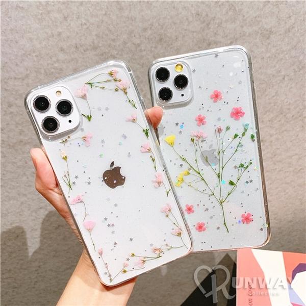 櫻花 一顆樹 永生真花 滴膠手機殼 防摔殼 iPhone 12 11 Pro Max XR Xs 7/8 SE2 蘋果 手機殼