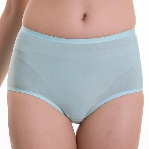 舒芙蕾 莫代爾貼合褲 淺藍色 共3款【寶雅】