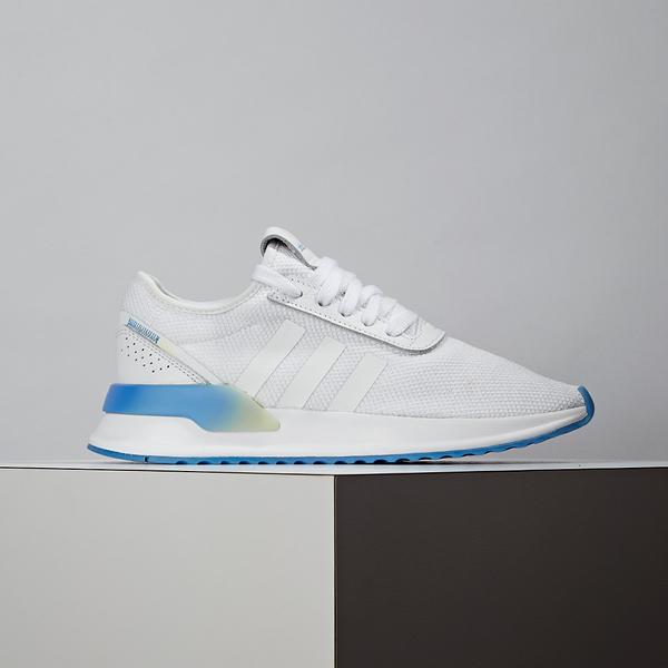 Adidas U_Path X W 女款 藍白 經典 運動 休閒鞋 EE4560