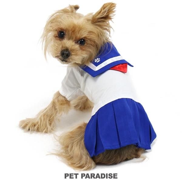 【PET PARADISE 寵物精品】NARIKIRI 新款高校生連身裙 (3S/DSS/SS/DS)寵物衣服 春季新品