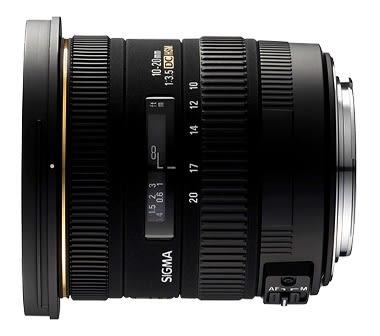SIGMA 10-20mm/F3.5 EX DC HSM 公司貨