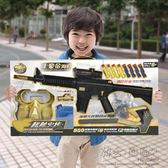 618好康又一發仿真m4槍手動兒童「韓舍園區」
