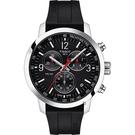 TISSOT 天梭 T-Sport系列 PRC200 競速三眼計時手錶(T1144171705700)