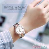 手錶正品嘉年華網紅手錶女士機械錶時尚潮流防水簡約2019新款品牌女錶LX愛麗絲精品