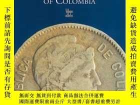 二手書博民逛書店A罕見Monetary History Of ColombiaY
