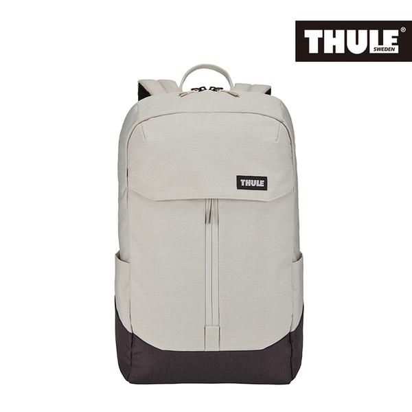 THULE-Lithos 20L筆電後背包TLBP-116-灰白