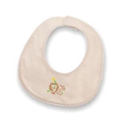 小獅王辛巴 有機棉嬰兒小圍兜 S-5030 [仁仁保健藥妝]