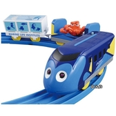 《 TAKARA TOMY 》Disney x PLARAIL 海底總動員 - 多莉火車╭★ JOYBUS玩具百貨