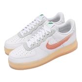 Nike 休閒鞋 Mayumi Yamase Air Force 1 白橘 手繪塗鴉 男鞋 聯名【ACS】 DB3598-100