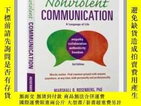 二手書博民逛書店非暴力溝通罕見Nonviolent CommunicationY21066 PuddleDancer Pres