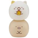 日本T-ARTS 悠閒搖擺角落小夥伴 貓 & 炸豬排 TA53813TAKARA TOMY 公司貨