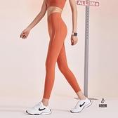 運動緊身褲女高腰提臀跑步訓練長褲高彈親膚瑜伽健身褲【愛物及屋】