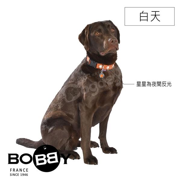 法國《BOBBY》午夜項圈 [S] 寵物項圈 傑克羅素/臘腸/雪納瑞 小狗項圈