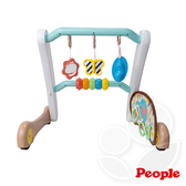 Weicker 唯可 People 折疊式簡易健力架&學步車組合【佳兒園婦幼館】
