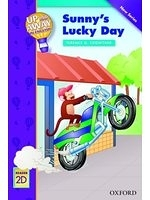 二手書《Up and Away Readers: Level 2: Sunny s Lucky Day: Sunny s Lucky Day Reader 2D》 R2Y ISBN:9780194405195