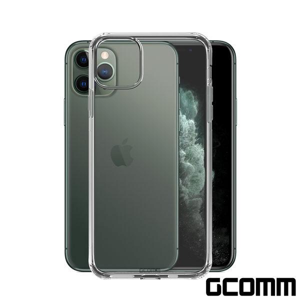 GCOMM iPhone 11 Pro 清透圓角防滑邊保護套 Round Edge