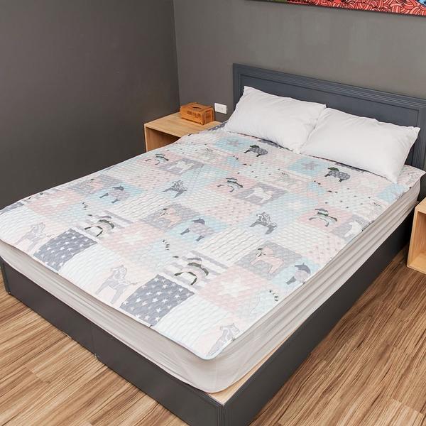 樂嫚妮 防滑地墊 保潔床墊 爬行墊 腳踏墊 絎縫墊 萬用墊 150X190cm