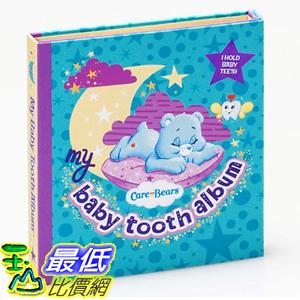 [美國直購] Baby Tooth Album 26186 乳齒保存盒/乳牙保存盒/乳牙盒/乳齒盒 Care Bears Baby Tooth Book